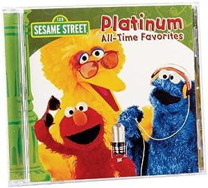 KOCH Entertainment - Sesame Street CD: Platinum All-Time Favorites