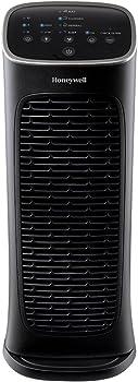 Honeywell Compact AirGenius 4 Tower Air Purifier