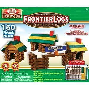 Frontier Logs 160/Pkg-