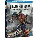 Transformers: Age of Extinction [Blu-ray 3D + Blu-ray + Bonus Disc]