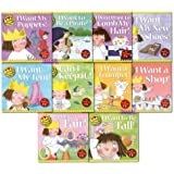 Little Princess Collection Tony Ross 10 Books Set