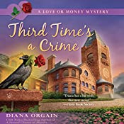 Third Time's a Crime | Diana Orgain