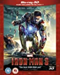 Iron Man 3 [Blu-ray 3D + Blu-ray] [Re...