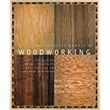 The Complete Manual of Woodworking: A Detailed Guide to Design, Techniques, and Tools for the Beginner and Expert (Color: Brown)