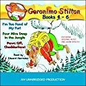 Geronimo Stilton: Books 4-6 Audiobook by Geronimo Stilton Narrated by Edward Herrmann