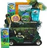 Art of Appreciation Gift Baskets   Gone Golfing! Golf Cart Gift Bag Tote