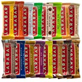 LARABAR Fruit & Nut Food Bar, Gluten Free (Pack of 16)