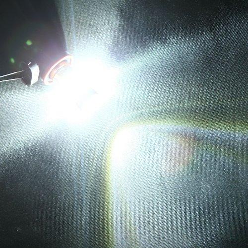 Kingzer H8 30W High Power 6X Cree Led Light Lamp Bulb Projector Fog Light 650Lm White
