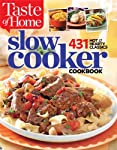 This new edition of the Taste of Home Slow Cooker Cookbook includes 431 hot & hearty classics, With a just a hint of planning, an incredible meal can simmer to perfection on its own while you're at work, running errands, or spending time with th...