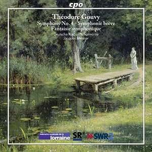 Symphonie n°4, Symphonie brève op. 58, Fantaisie symphonique
