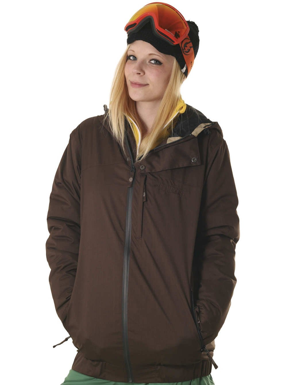 LIGHT Damen Snowboardjacke Ryder