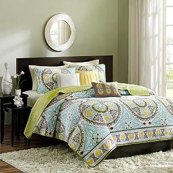 Luxury Comforter Sets Madison Park Samara Piece Coverlet Set