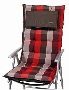 Sun garden 10117751 90287 3 inco auflage sessel hoch for Sessel schmal hoch