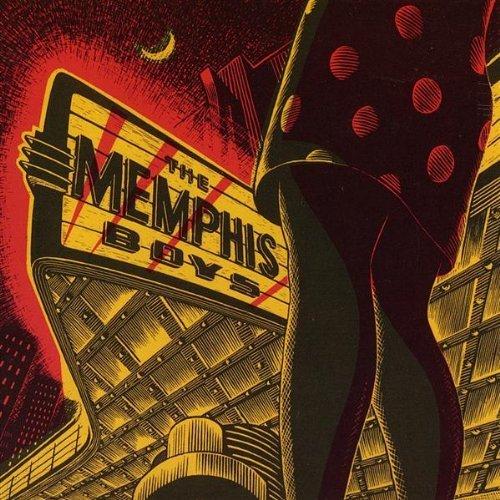 Memphis Boys by Memphis Boys (2008-09-02) cover