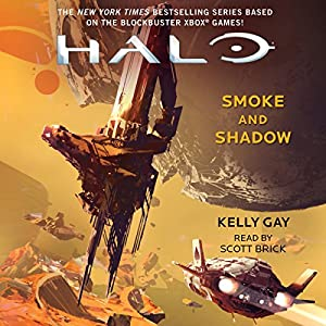 HALO: Smoke and Shadow Audiobook