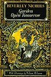 Garden Open Tomorrow
