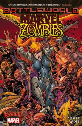 Marvel Zombies Battleworld