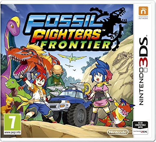 Fossil Fighters: Frontier  (Nintendo 3DS)