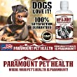 ✦ All Natural Hip and Joint Supplement For Dogs ✦ PREMIUM Liquid Glucosamine Chondroitin MSM and Hyaluronic Acid ✦ from Paramount Pet Health