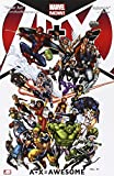 img - for A+X - Volume 1: =Awesome (Marvel Now) book / textbook / text book