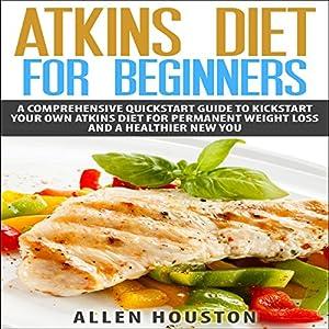 Atkins Diet for Beginners Audiobook