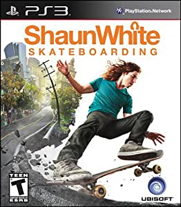 Shaun White Skateboarding - Playstation 3
