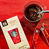 Starbucks Christmas Blend, Starbucks Via Ready to Brew, 12 Sachets (Spicy & Sweet)