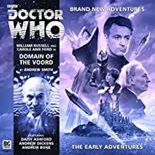 Doctor Who - Domain of the Voord Radio/TV Program Auteur(s) : Andrew Smith Narrateur(s) : William Russell, Carole Ann Ford