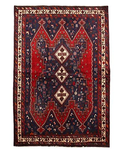 Persian Rug, Red, 5' x 7' 5