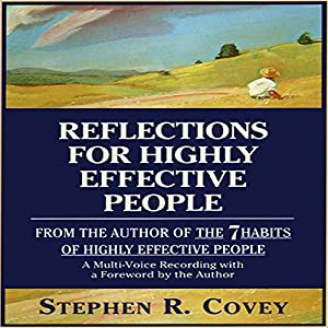 Reflections for Highly Effective People Audiobook