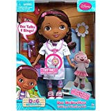 Disney Doc McStuffins Talking & Singing Doll & Accessories