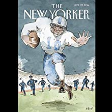 The New Yorker, September 29, 2014 (Ben McGrath, Dexter Filkins, Jeffrey Toobin)  by Ben McGrath, Dexter Filkins, Jeffrey Toobin Narrated by Todd Mundt