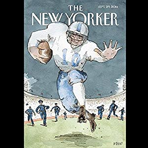 The New Yorker, September 29, 2014 (Ben McGrath, Dexter Filkins, Jeffrey Toobin) | [Ben McGrath, Dexter Filkins, Jeffrey Toobin]