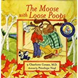 The Moose with Loose Poops (Dr. Hippo) ~ Charlotte Cowan