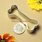 Ainest New Various Shape Pastry Cookie Cake Jelly Metal Cutter Tin Mold Baking DIY Tool 2PCS Dog Bone