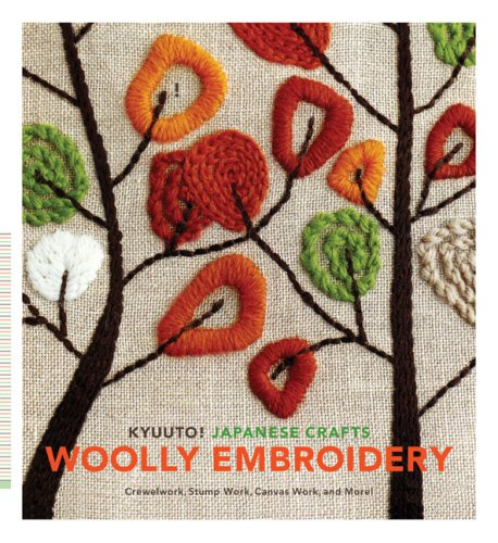 Kyuuto! Japanese Crafts! Embroidery (Crafts)