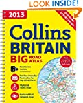 2013 Collins Big Road Atlas Britain (...