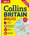 2013 Collins Big Road Atlas Britain S...