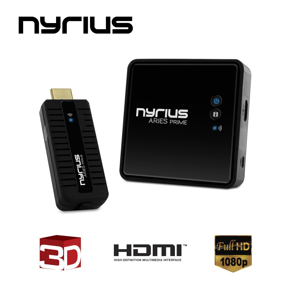 Nyrius ARIES Prime NPCS549 - Stream Desktop To TV Review