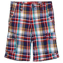Chalk by Pantaloons Boy's Casual Shorts 205000005556752 Yellow 4-5 Years