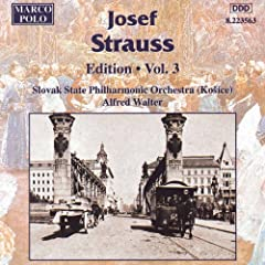 Strauss, Josef: Edition - Vol. 3