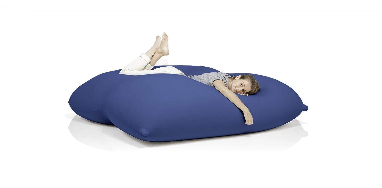 """""""Dino"""", Multifunktionaler riesen Therapie Sitzsack, Ergonomisch, 180x160x50 cm (Blau) online kaufen"""