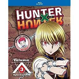 Hunter x Hunter Set 3 Standard Edition [Blu-ray]