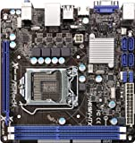 ASROCK H61MV-ITX Motherboard Core i7/i5/i3/Xeon/Pentium/Celeron 1155 H61 Mini-ITX Gigabit LAN (Intergrated Intel HD Graphics)