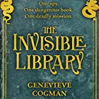 The Invisible Library (       UNABRIDGED) by Genevieve Cogman Narrated by Susan Duerden