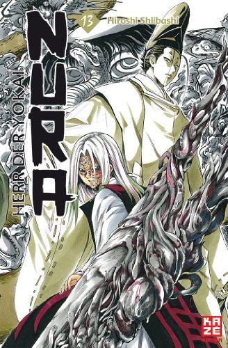 Nura - Herr der Yokai, Band 13