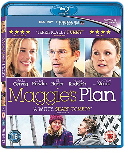 MAGGIE'S PLAN [Blu-ray] [2016]