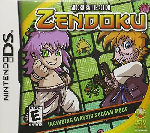 Zendoku - Nintendo DS - 1