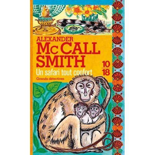 Alexander McCall Smith - Mma Ramotswe 11 - Un safari tout confort 61xlQlxFLoL._SS500_