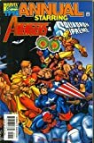 img - for The Avengers Annual 1998 Starring The Avengers and The Squadron Supreme book / textbook / text book